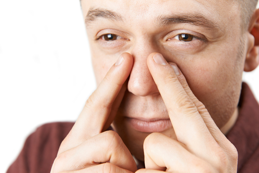 sinusitis in palm beach